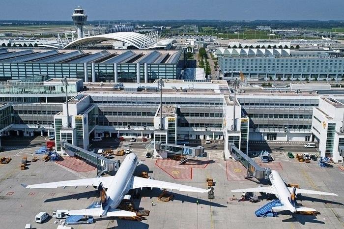 Инфраструкрура Мюнхенского аэропорта