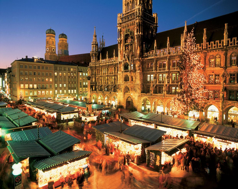 Праздники и традиции Мюнхена
