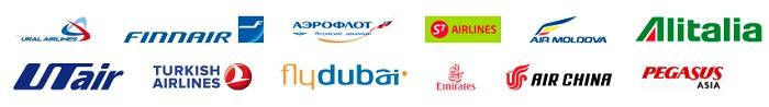 Расписание рейсов по направлению Екатеринбург - Мюнхен
