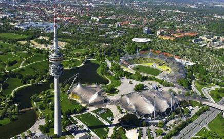 Мюнхенский Олимпийский парк