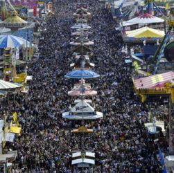 Мюнхенские традиции и праздники