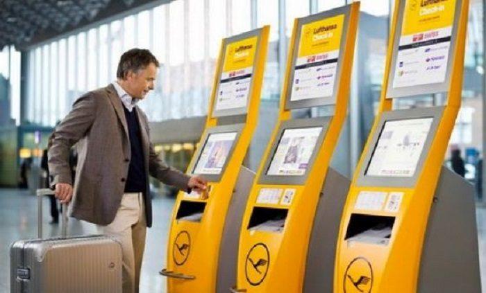 самостоятельная регистрация на рейс