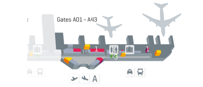 Терминал 1 модуль А