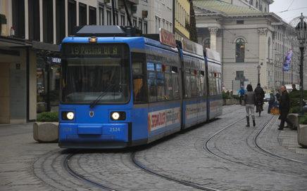 транспорт Мюнхена
