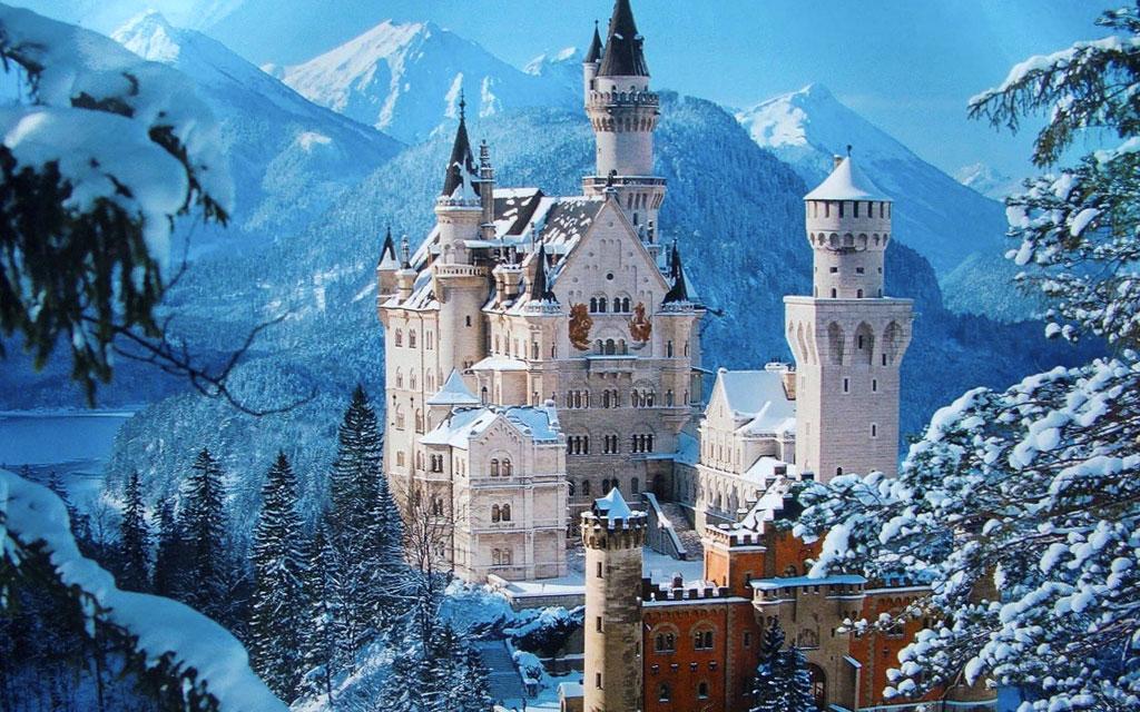 Самый красивый замок Германии